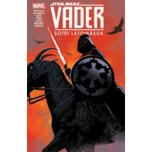STAR WARS: VADER - SÖTÉT LÁTOMÁSOK (KÉPREGÉNY)