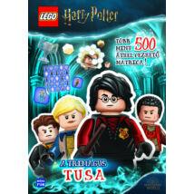 LEGO HARRY POTTER - A TRIMÁGUS TUSA - TÖBB MINT 500 ÁTHELYEZHETŐ MATRICA!
