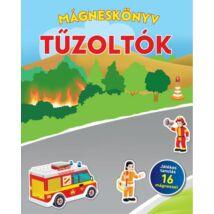 TŰZOLTÓK - MÁGNESKÖNYV