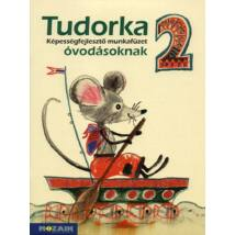 TUDORKA 2. - ÓVODAI FOGLALKOZTATÓ ÉS KÉPESSÉGFEJLESZTŐ MUNKAFÜZET - MS-1002
