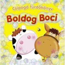 CSIPOGÓ FÜRDŐKÖNYV - BOLDOG BOCI