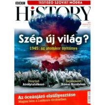 BBC HISTORY 2020. 8. AUGUSZTUS