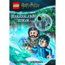 LEGO HARRY POTTER - VARÁZSLATOS TITKOK - SIRIUS BLACK MINIFIGURÁVAL