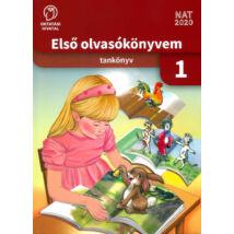 ELSŐ OLVASÓKÖNYVEM 1. - TANKÖNYV OH-MIR01TB/II