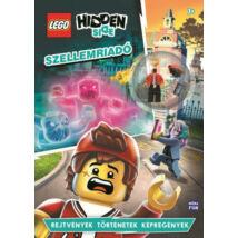 LEGO HIDDEN SIDE - SZELLEMRIADÓ - AJÁNDÉK JACK MINIFIGURA