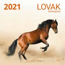 LOVAK NAPTÁR 2021