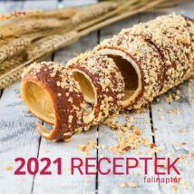 RECEPTEK NAPTÁR 2021