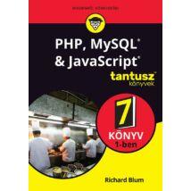 PHP, MYSQL, JAVASCRIPT & HTML 7 KÖNYV 1-BEN