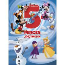 DISNEY JUNIOR - 5 PERCES JÓÉJTMESÉK