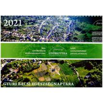 GYURI BÁCSI EGÉSZSÉGNAPTÁRA 2021