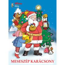 MESESZÉP KARÁCSONY - PIKTOR SZÍNES KIFESTŐ