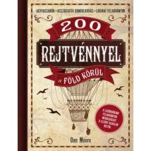 200 REJTVÉNNYEL A FÖLD KÖRÜL