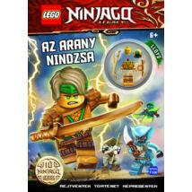 LEGO NINJAGO - AZ ARANY NINDZSA