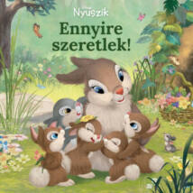 DISNEY NYUSZIK - ENNYIRE SZERETLEK!