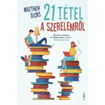 21 TÉTEL A SZERELEMRŐL