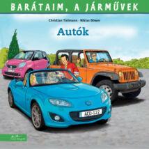 AUTÓK - BARÁTAIM, A JÁRMŰVEK 9.