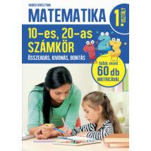 MATEMATIKA 1. OSZTÁLY - 10-ES, 20-AS SZÁMKÖR
