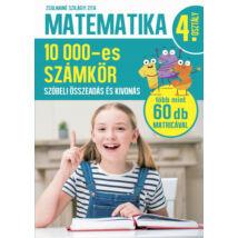 MATEMATIKA 4. OSZTÁLY - 10000-ES SZÁMKÖR