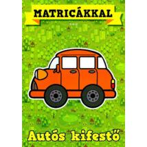 MATRICÁKKAL - AUTÓS KIFESTŐ