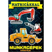 MATRICÁKKAL - MUNKAGÉPEK KIFESTŐJE