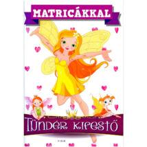 MATRICÁKKAL - TÜNDÉR KIFESTŐ