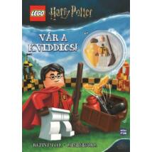 LEGO HARRY POTTER - VÁR A KVIDDICS! - CEDRIC DIGGORY MINIFIGURÁVAL