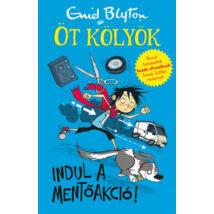 INDUL A MENTŐAKCIÓ! - ÖT KÖLYÖK 5.