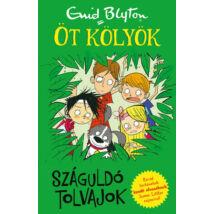 SZÁGULDÓ TOLVAJOK - ÖT KÖLYÖK 6.