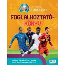 UEFA EURO 2020 - FOGLALKOZTATÓKÖNYV