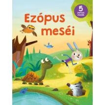 EZÓPUS MESÉI - ÖTPERCES MESÉK