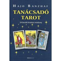 TANÁCSADÓ TAROT - 24 BEVÁLT KIRAKÁSI MÓDSZER