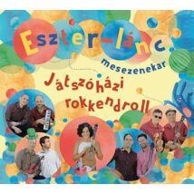 ESZTER-LÁNC MESEZENEKAR - JÁTSZÓHÁZI ROKKENDROLL CD