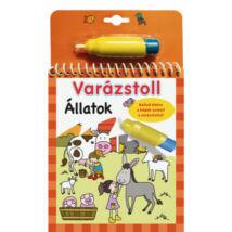 VARÁZSTOLL - ÁLLATOK