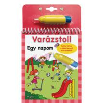 VARÁZSTOLL - EGY NAPOM