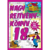 NAGY REJTVÉNYKÖNYV 18.
