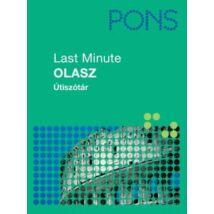 PONS - LAST MINUTE ÚTISZÓTÁR - OLASZ