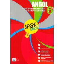 JEGYRE MEGY - ANGOL 6.