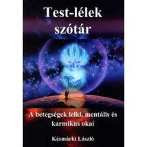TEST-LÉLEK SZÓTÁR