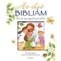 AZ ELSŐ BIBLIÁM - KICSIK LEGNAGYOBB AJÁNDÉKA