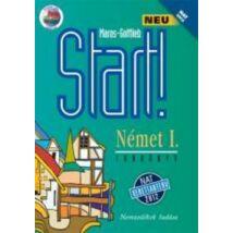 START! NEU NÉMET I. TANKÖNYV NT-56440/NAT