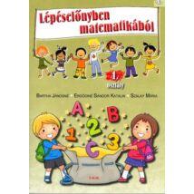 LÉPÉSELŐNYBEN MATEMATIKÁBÓL 1. OSZT./4.
