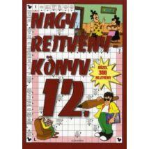 NAGY REJTVÉNYKÖNYV 12.