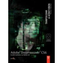 ADOBE DREAMWEAVER CS6 - EREDETI TANKÖNYV AZ ADOBE-TÓL