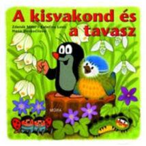 A KISVAKOND ÉS A TAVASZ -LAPOZÓ-