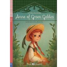 ANNE OF GREEN GABLES + CD
