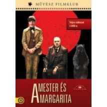 A MESTER ÉS MARGARITA (3 DVD)