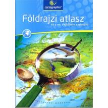 FÖLDRAJZI ATLASZ 5-10. ÉVFOLYAM SZÁMÁRA