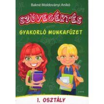 SZÖVEGÉRTÉS GYAKORLÓ MUNKAFÜZET 1. OSZTÁLY