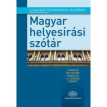 MAGYAR HELYESÍRÁSI SZÓTÁR