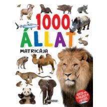 1000 ÁLLAT MATRICÁJA (FEHÉR)